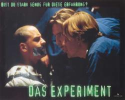 "Filmi ""Das Experiment"" plakat"